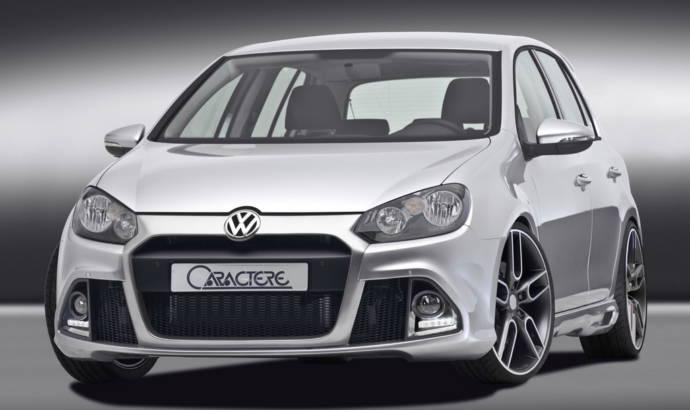 Volkswagen Golf VI by Caractere