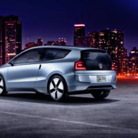 Volkswagen Up! Lite Concept four seater hybrid