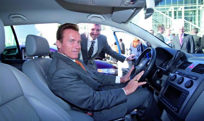 Volkswagen Up! Lite Concept four seater hybrid