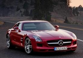 Mercedes SLS AMG review video