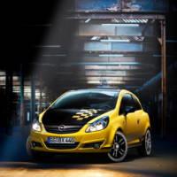 2010 Opel Corsa Color Race