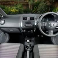 2010 Suzuki SX4 price