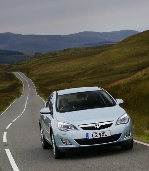 2010 Vauxhall Astra ecoFLEX