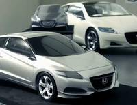 Video: 2011 Honda CR-Z Development