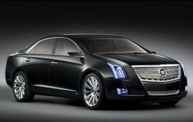 Video: Cadillac XTS Platinum Concept