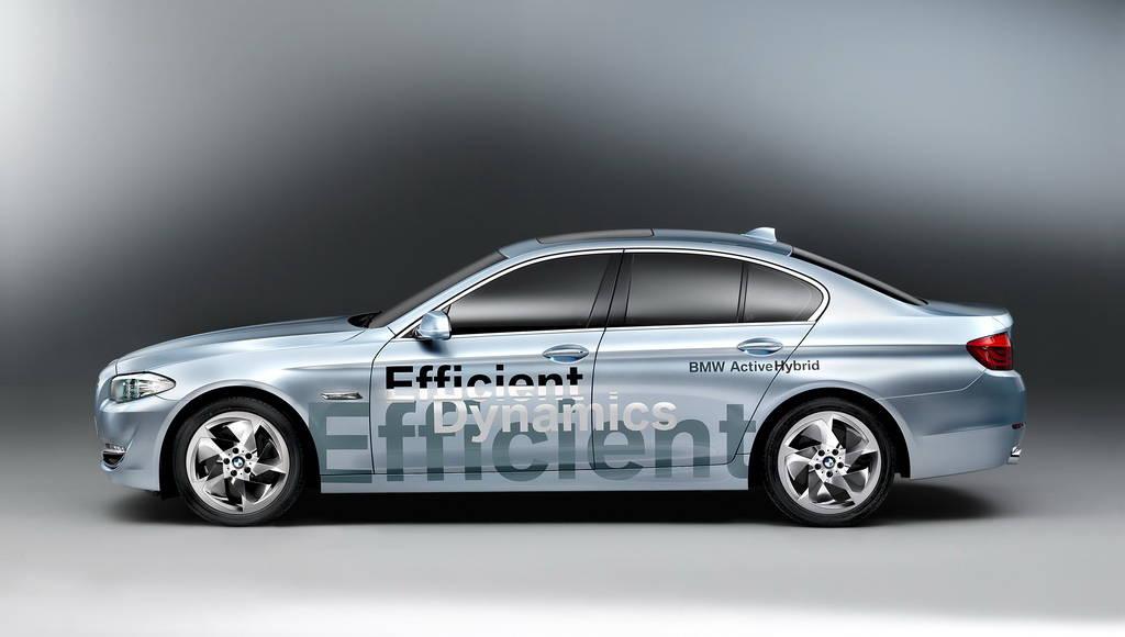 2010 BMW Concept 5 Series ActiveHybrid