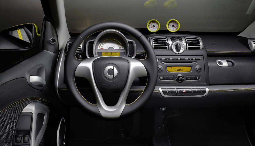 2010 Smart Fortwo Greystyle