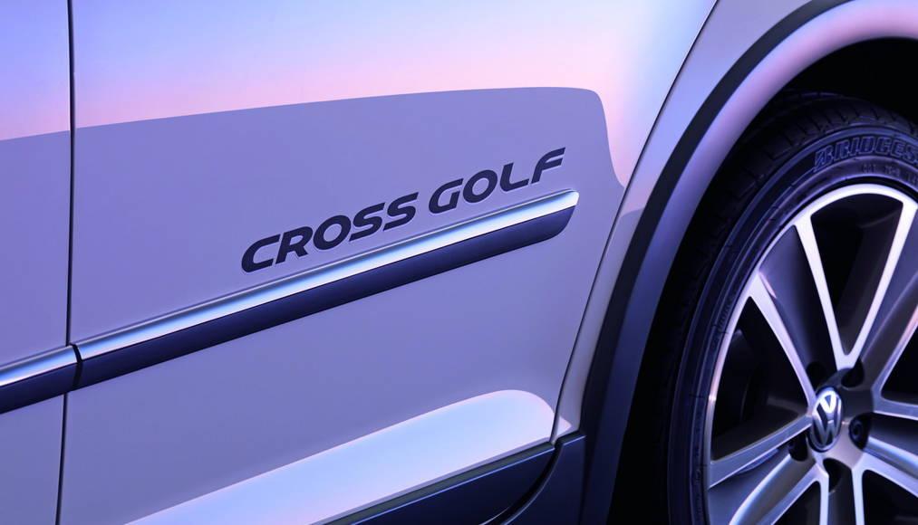 2010 Volkswagen CrossGolf