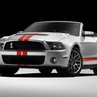 2011 Ford Shelby GT500 gets aluminium engine