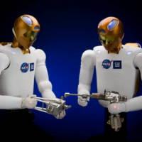 GM and NASA develop Humanoid Robot