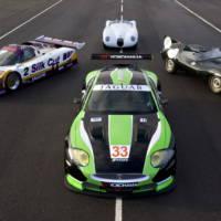Jaguar Returns to 24h of Le Mans