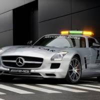 Mercedes SLS AMG 2010 Formula 1 Safety Car