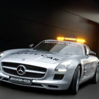 Mercedes SLS AMG 2010 Formula 1 Safety Car