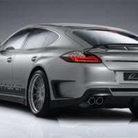 Porsche Panamera by Lumma