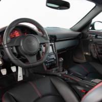 TECHART GTStreet R 2010 Porsche 911 Turbo