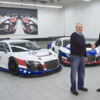 2010 Audi R8 LMS Sold Out