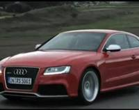 2010 Audi RS5 Video
