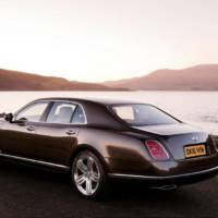 2010 Bentley Mulsanne detailed specs