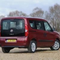 2010 Fiat Doblo Price