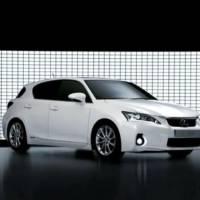2010 Lexus CT 200h promo video