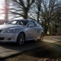 2010 Lexus IS 250 F-Sport