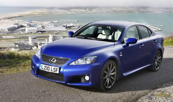 2010 Lexus IS F Price