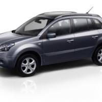 2010 Renault Koleos Price