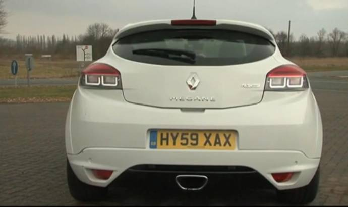 2010 Renault Megane RS 250 Cup Review