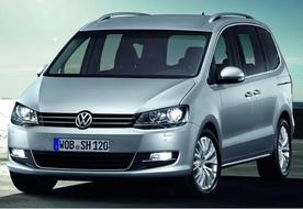 2010 Volkswagen Sharan Price