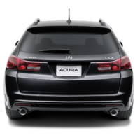 2011 Acura TSX Sport Wagon unveiled