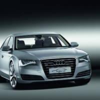 2011 Audi A8 Hybrid Revealed