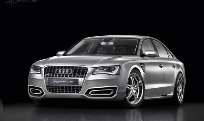2011 Audi A8 by Hofele