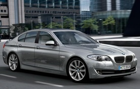 2011 BMW 5 Series Price