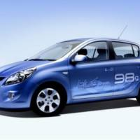 2011 Hyundai i10, i20 and i30 Blue Drive