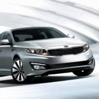 2011 Kia Magentis revealed