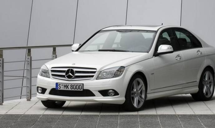 2011 Mercedes C Class Coupe announced
