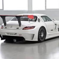 2011 Mercedes SLS GT3