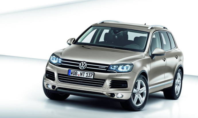 2011 Volkswagen Touareg Exclusive Options