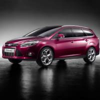 2012 Ford Focus Wagon Revealed