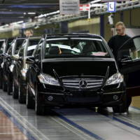 2.5 million Mercedes A and B Class sold