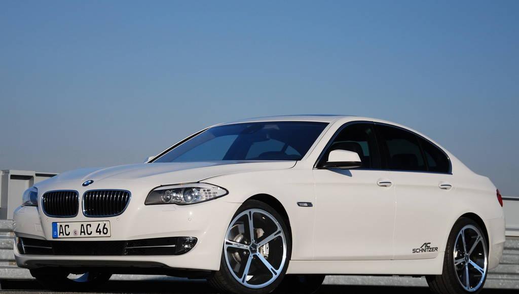 AC Schnitzer 2011 BMW 5 Series