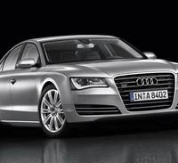 Audi A8 hybrid and A1 e-tron