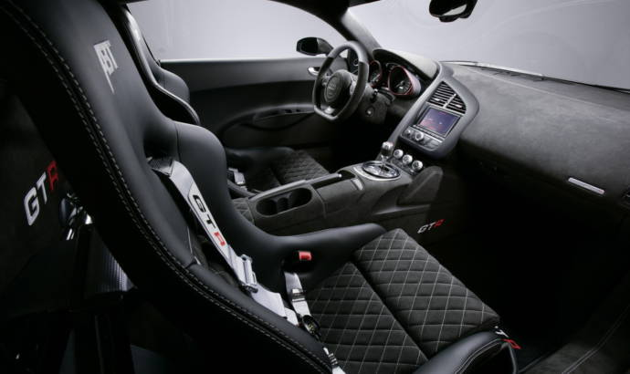 Audi ABT R8 GTR