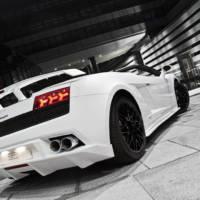 BF-performance Lamborghini Gallardo LP560-4