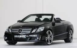 BRABUS Mercedes E-Class Cabrio