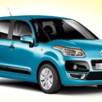 Citroen C3 Picasso and C4 Airdream