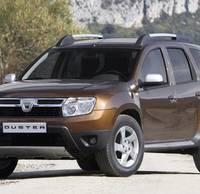 Dacia Duster Price