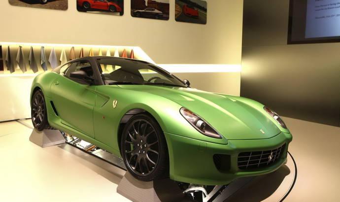Ferrari 599 GTB Fiorano HY-KERS