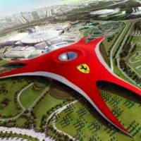 Ferrari World Theme Park Abu Dhabi
