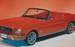 Ford Mustang designer Donald Frey dead at 86